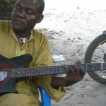 Staff Benda Bilili are well known for making their own instruments